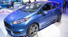 Ford Fiesta the UK�s Favourite Car